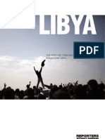 The Birth of Free Media in Eastern Libya