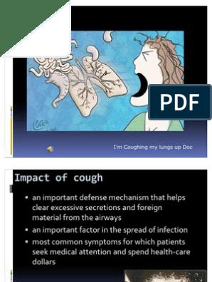 Cough | Cough | Bronchitis