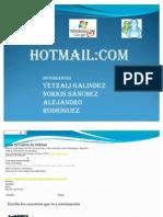 Presentación exposicion hotmail