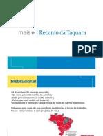 MAIS RECANTO DA TAQUARA - DIRETO DA CONSTRUTORA - (21) 3936-3885