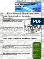 AMSA Pakistan Newsletter 2011
