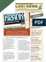 Heilani NEWS - June/July 2011