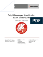 Delphi Developer Certification Study Guide