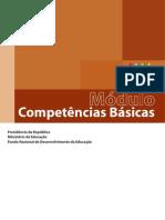 Caderno de estudos - (CURSO:Competências Básicas)