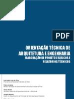 Orientação Técnica de Arquitetura e Engenharia - impressão