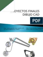 Proyectos Finales Dibujo Cad 2011