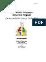 Nursery English PDF