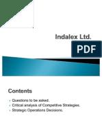 Indalex Ltd
