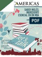 Revista Educamericas, junio de 2011, Edición 5