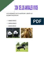Presentacion Los Animales
