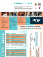 Ficha Inscrição Clinic Rendimento Almada