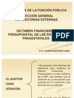 Curso Dictamen Financiero Rml