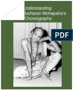 Understanding Guru Kelucharan Mohapatra's Choreography
