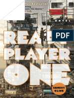 Ready Player One by Ernest Cline - Excerpt 3