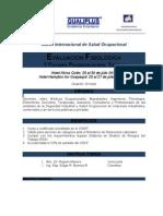 Evaluacion Fisiologica y Aspectos Psicosociales en El Trabajo