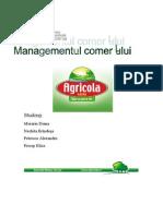 Agricola International Proiect