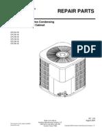 Goodman Cplt Parts Manual