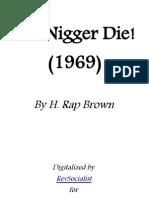 Die Nigger Die! - H. Rap Brown