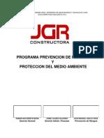 Programa Prevencion de Riesgos y Proteccion Del m Ambiente