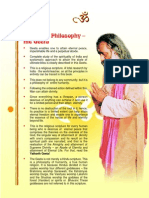 Universal Philosophy the Geeta