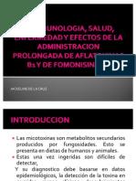 La Inmunologia Salud, Enfermedad y Efectos