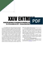 XXIV ENTMME