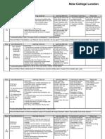 As Business Scheme of Work 2011-2012