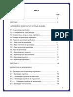Monografia de estrategias de aprendizaje significativo
