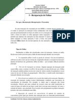 Banco de Dados II - Ifpa - Recuperacao_de_falhas