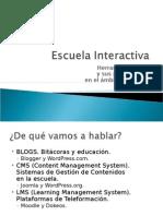 Escuela Interactiva