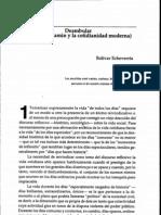 Deambular Walter Benjamin y La ad Moderna