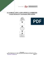 Criação Sistema de Coordenadas SIRGAS-LGO