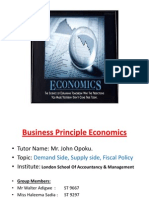 Demand Side Policy PPT
