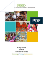 SEED - CSR Brochure