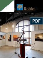 Vina Robles 2011 Summer Newsletter