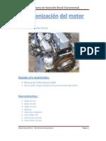 Sincronización del motor ld20