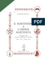 F.brunelli-Il Martinismo e l'Ordine Martinista