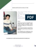 Reseña caso de Verónica José Palacios Villatoro de 17 años