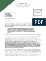 River Park Traffic Peer Review Response