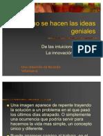 Como Se Hacen Las Ideas Geniales RV