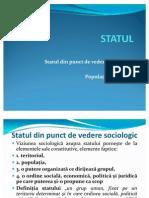 2. Statul Dpdv Sociologic Teritoriul Populatia-Natiunea