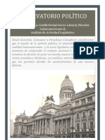 Observatorio Político [Mayo]
