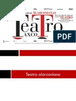 Descripción de los Eventos de las Jornadas Alarconianas 2011