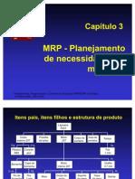 Cap 03 MRP to Das Necessidades de Materiais