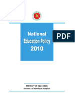 National Education Policy 2010_Eng PDF Final