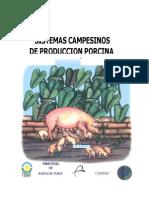 Modelo de producción cerdos comunitario