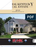 My Central Kentucky Real Estate July 2011