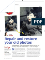 Photo Restoration Tutorial