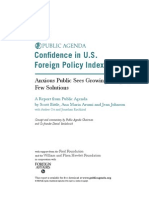 Foreign Policy Index Vol. 3