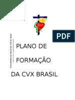 Plano de Formação CVX Brasil
